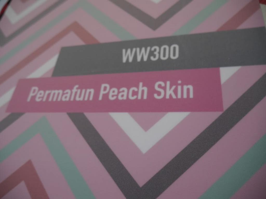 Mactac Permafun Peach Skin Decrastrip