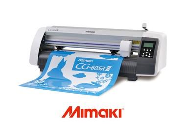 Mimaki Cg 60sriii Cutting Plotter 606mm Decrastrip