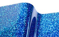 Metal Flake Royal Blue